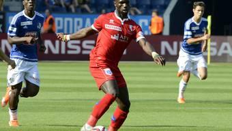 Sions Konaté erzielte das erste Tor der Saison 2015/16