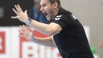 Der Schaffhauser Trainer Petr Hrachovec stellte sein Team gut ein