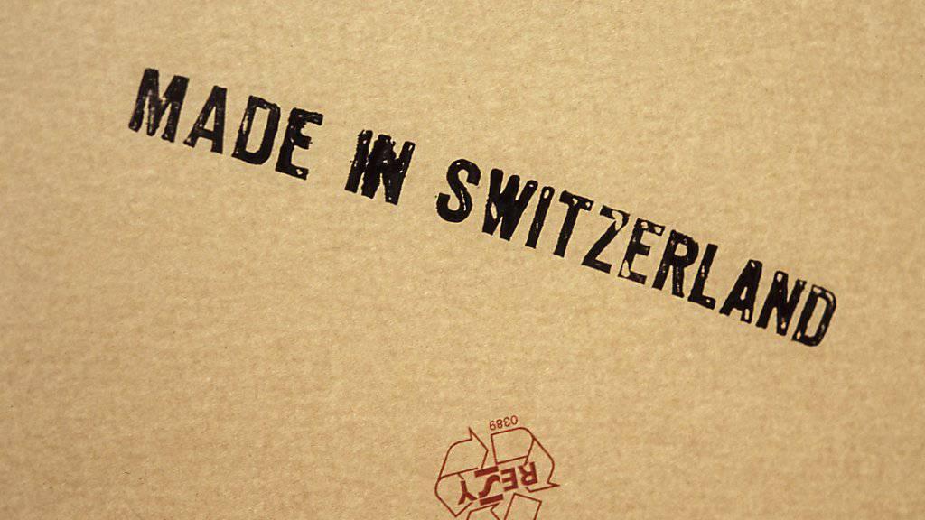 Schweizer Wirtschaft ist kräftig gewachsen