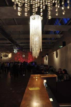 Die TanzHalle, Eventlokal Niederlenz