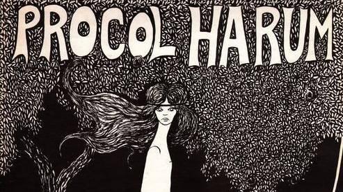 Cover der Platte von Procol Harum.