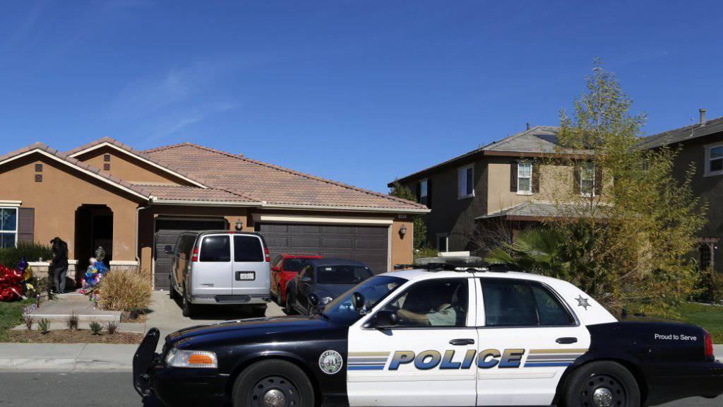 In dem «Horrorhaus» hat ein kalifornisches Ehepaar seine Kinder  gefangengehalten.  Nun ist das Paar zu mindestens 25 Jahren Gefängnis verurteilt worden.