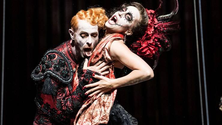Opernproduktionen wie «La Traviata» brauchen langfristige Planung.