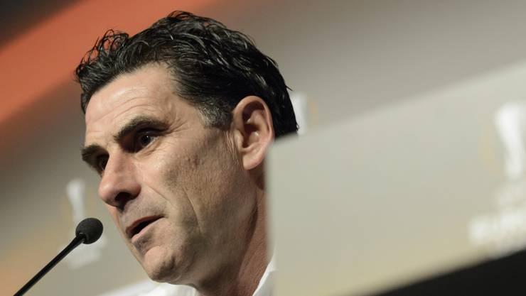 Will mit dem FC Sion den Favoriten aus Braga ärgern: Trainer Didier Tholot