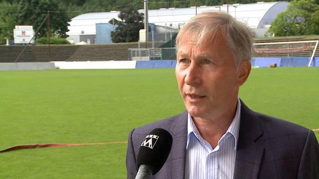 «Uns ist auch das Lachen vergangen»: FC-Aarau-Präsident Alfred Schmid über den neuen Trainer und die vergangenen zwei Monate