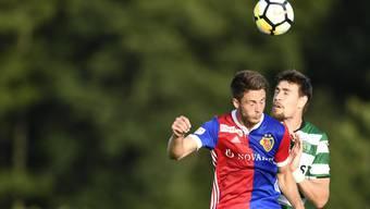 Testspiel FC Basel -Sporting Lissabon 15.07.17