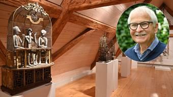 Ohne den persönlichen Einsatz von Jean-Pierre Racine gäbe es kein Museum Gugelmann.