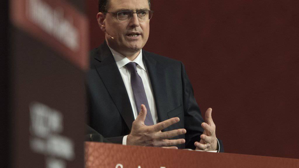 Die Negativzinsen haben sich nach Ansicht von Nationalbankpräsident Thomas Jordan bewährt. (Archivbild)