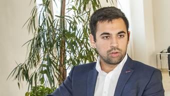 «Miriam Locher wäre eine hervorragende Parteipräsidentin», sagt Adil Koller.