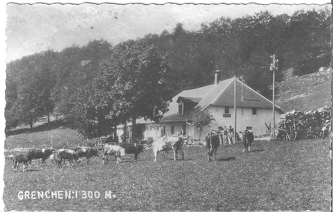 Der Berghof Längschwand: Ursprünglich wäre gedacht gewesen, daraus ein «Willi-Ritschard-Haus» zu machen.