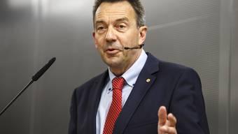 Perer Maurer: «Mich stört die Eindimensionalität der SVP»