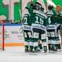 Eishockey, Swiss League, 8. Runde, EHC Olten - HC Thurgau (04. Oktober 2019)