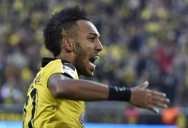 Mit Dortmunds Aubameyang spielte Ravet in Saint Etienne zusammen. Die beiden Freunde haben auch heute noch Kontakt