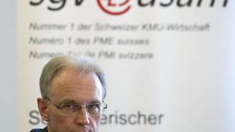 sgv-Direktor Hans-Ulrich Bigler (Archiv)