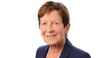 SVP-Grossrätin Regina Lehmann kritisiert per Communiqué auf die regierungsrätlichen Pläne.