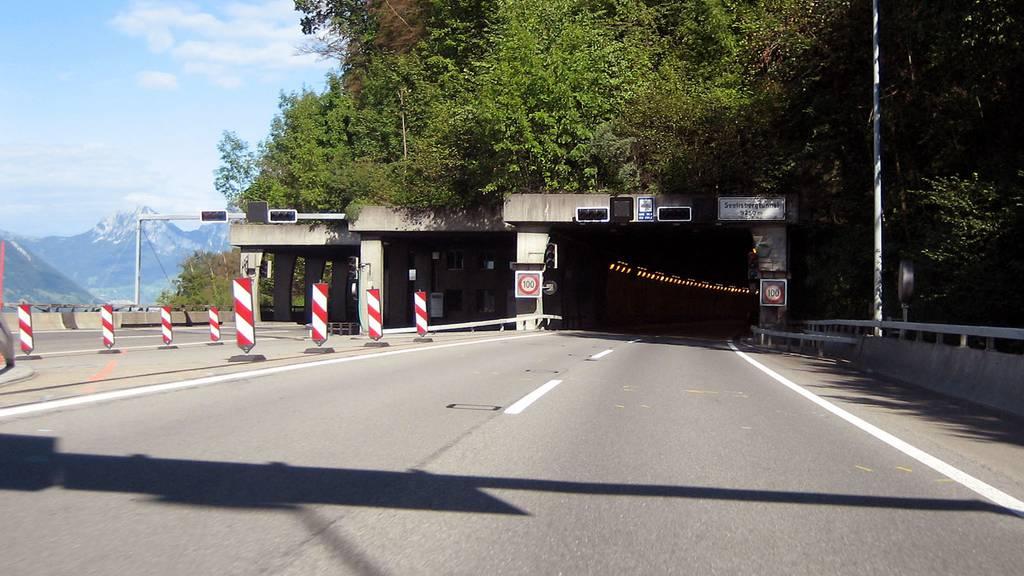 Seelisbergtunnel wieder offen