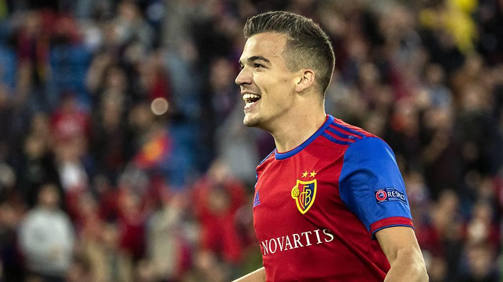 FC Basel ab Juli ohne Kevin Bua