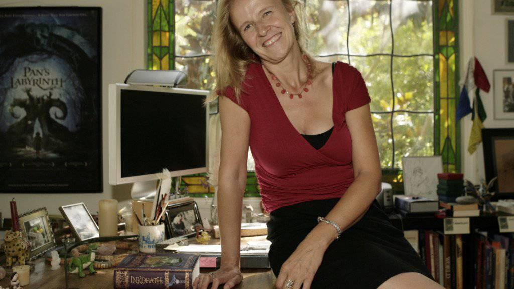 """Die Fantasy-Bestsellerautorin Cornelia Funke kehrt nach fast zehn Jahren zu ihrer """"Tintenwelt""""-Erfolgsreihe zurück. (Archivbild)"""