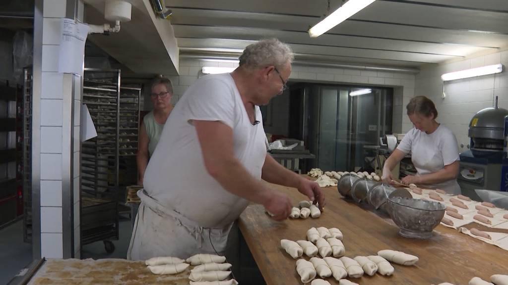 Bäckerei Aegeter: 3000 Schinkengipfeli verkauft
