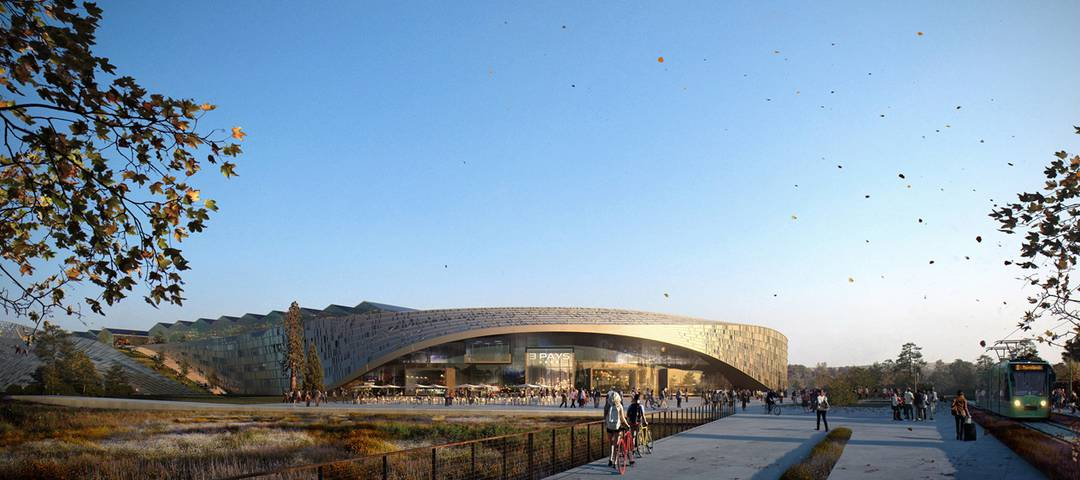 Das Center wird frühestens Ende 2024 eröffnet und soll Kunden aus dem ganzen Dreiland anziehen. Der Investor hofft auch auf finanzstarke Expats und Touristen.