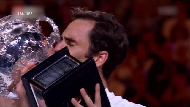 King Roger holt seinen 20. Grand-Slam-Titel