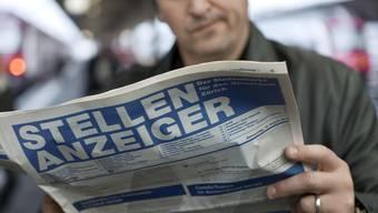 Kantonsweit liegt die Arbeitslosenquote bei 2 Prozent (Themenbild).
