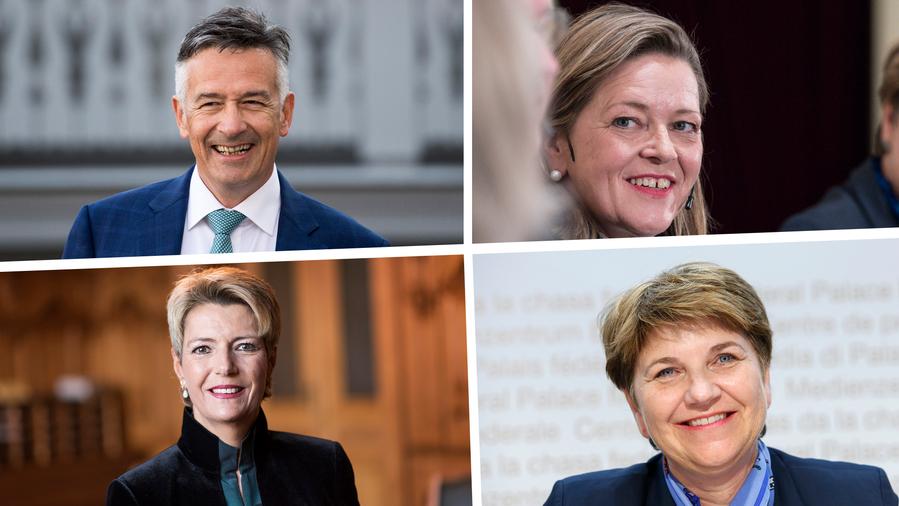 Die Bundesratskandidaten im Portrait