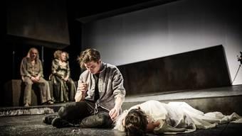 «Romeo und Julia» am Stadttheater Solothurn