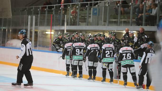Testspiel: EHC Olten setzt sich gegen die Heilbronner Falken 6:1 durch