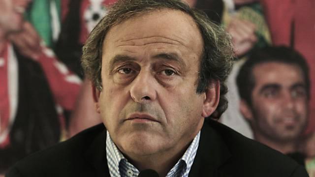Platini will WM vergrössern.