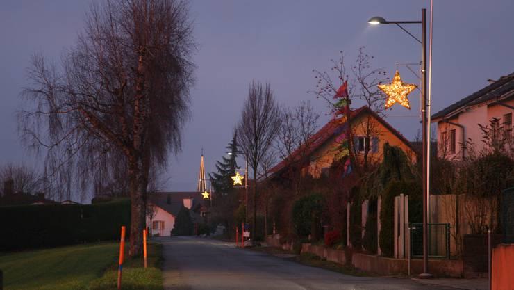 Die Strassen von Rudolfstetten-Friedlisberg werden mit so vielen Sternen leuchten wie nie zuvor.