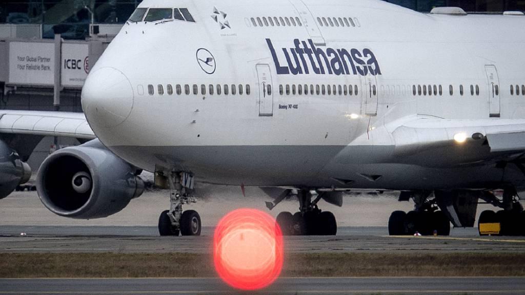 Lufthansa spürt deutlich mehr Nachfrage nach USA-Flügen