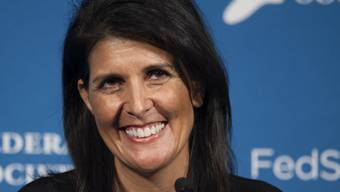 Nikki Haley gehört der erzkonservativen Tea-Party-Bewegung an. (Archivbild)