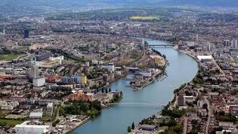 Bevor die Stadtentwicklung überhaupt zum Thema wird, müssen Entscheide bezüglich des neuen Hafenbeckens fallen.