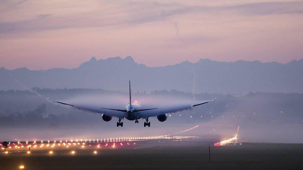 Die neue Billig-Airline Swiss Skies will ab 2019 Ziele in den USA von Basel aus anfliegen.(Symbolbild)