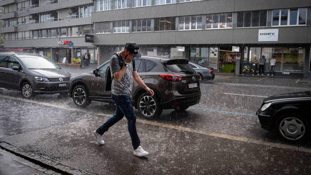 Regen St.Gallen