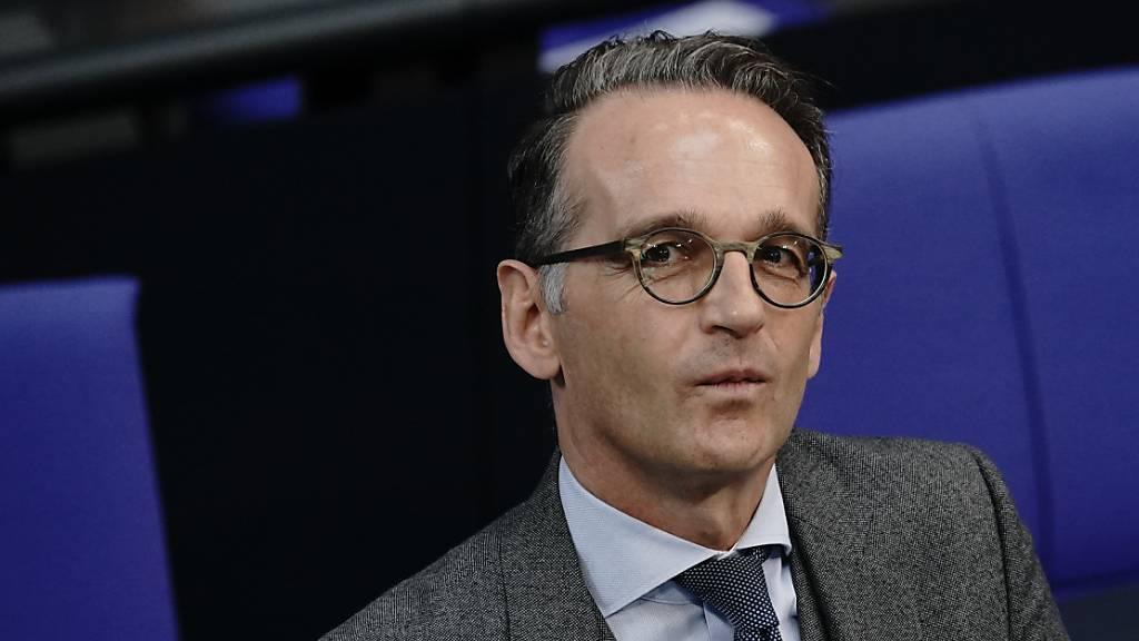 Maas droht mit Sanktionen wegen Nawalny-Vergiftung
