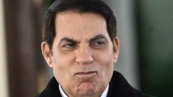 Der tunesische Ex-Diktator Ben Ali (Archiv)