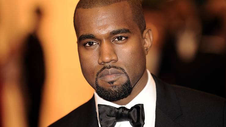 Der US-Rapper Kanye West hat sich wieder einmal aus den Sozialen Medien zurückgezogen. (Archivbild)