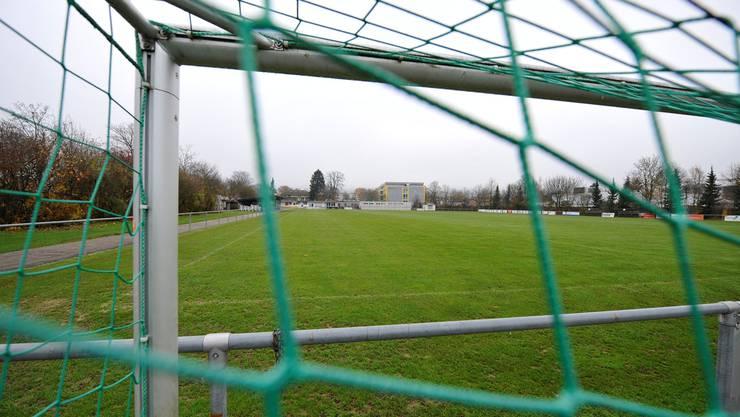 Das Stadion Riedern.