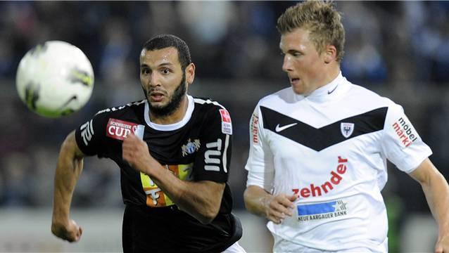 Hier spielt Silvan Widmer im Cup gegen FCZ-Chikhaoui, morgen gegen GC fehlt er