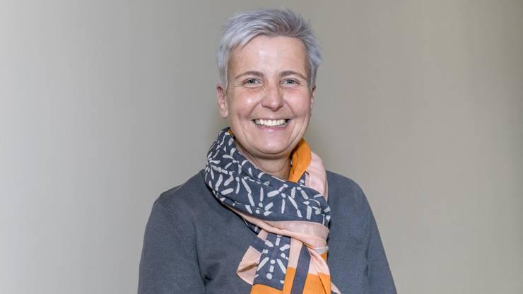 Janine Härtsch, Bereichsleiterin Pflege und Betreuung