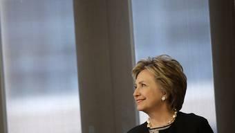 Hillary Clinton widmet sich in ihrem Buch vor allem dem Thema einer angeblichen russischen Einmischung in den Wahlkampf. (Archivbild)