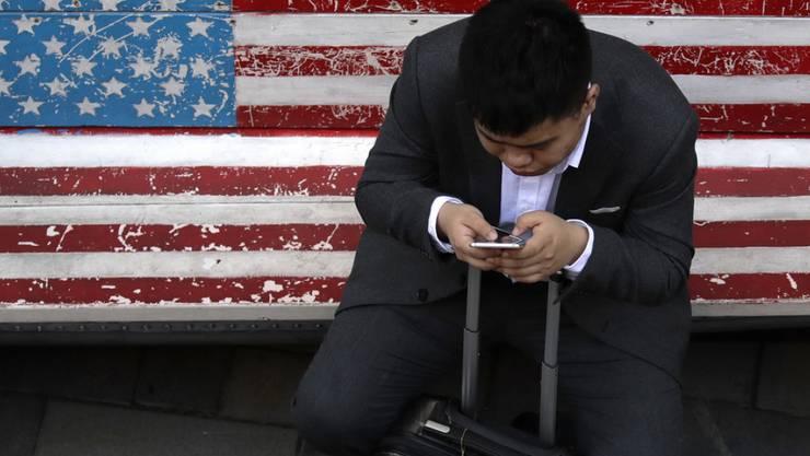 Bis Ende des Jahres will Peking Massnahmen zur Öffnung des Finanzsektors umsetzen. (Archiv)