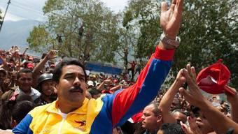 Wahlsieger Maduro spricht von Putschversuchen durch die Opposition