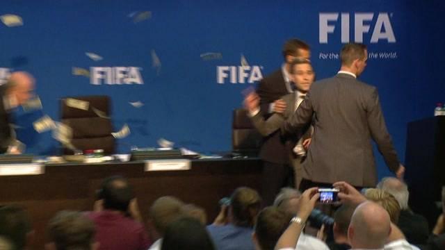 Sepp Blatter kandidiert nicht mehr als Fifa-Präsident