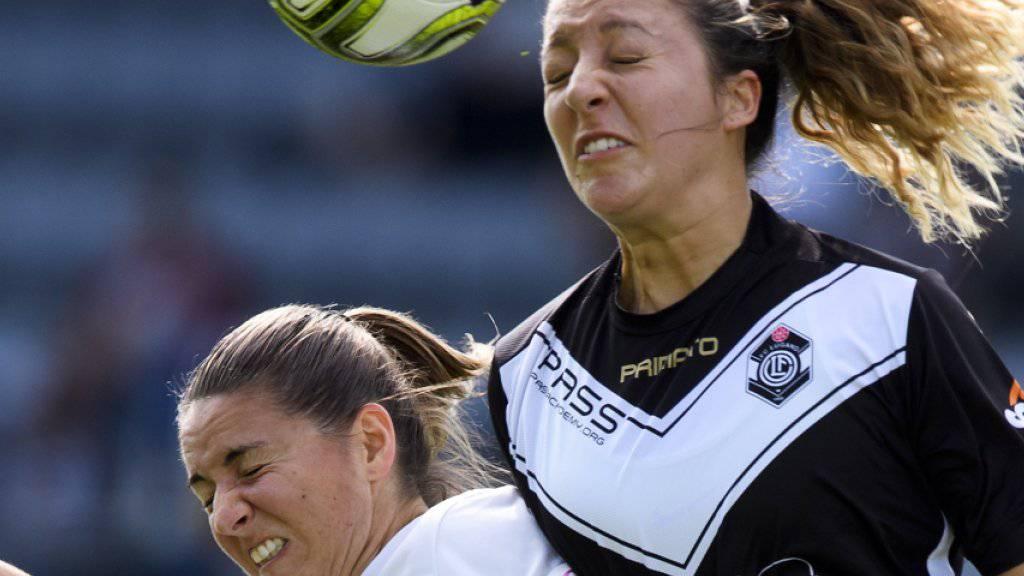 FCZ-Frauen holen sich auch den Cup-Titel zurück