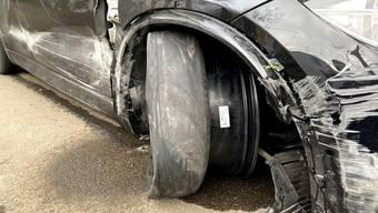 Verkehrsunfall Erlinsbach