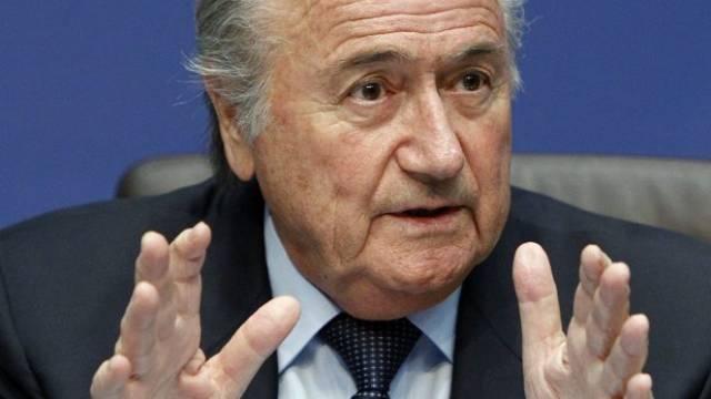 Guido Tognoni findet FIFA-Präsident Sepp Blatters Vorgehen naiv.