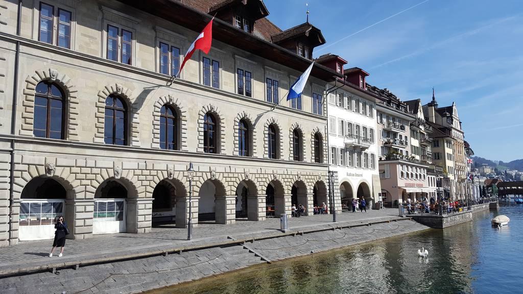 Kostenlose Erweiterung der Aussenplätze: Luzerner Gastronomen gefällt Vorstoss
